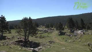 Iglesiette - Ancien village de Vallcera - les Angles 2015