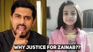 Justice for Zainab, Are you Kidding Me?