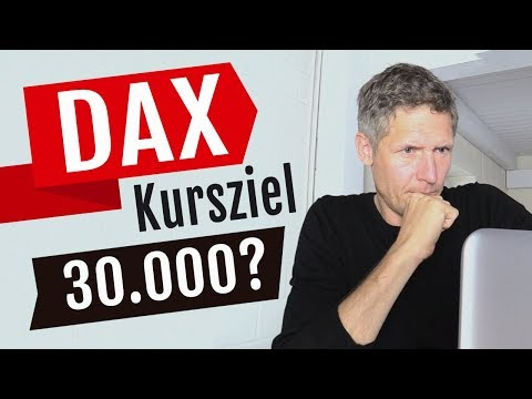 DAX in 10 Jahren bei 30.000?