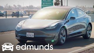 Did Tesla's Over-the-Air Firmware Update Change the Braking Distance of Our Model 3?