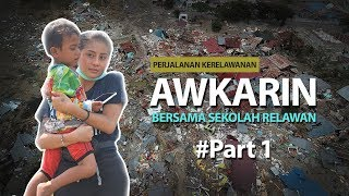 Download Video Perjalanan Kerelawanan Awkarin ke Palu - Bersama Sekolah Relawan Part 1 MP3 3GP MP4