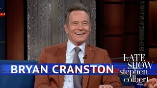 When Bryan Cranston Botches A Line On Broadway