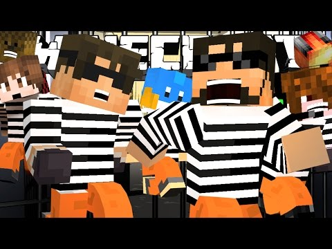 Minecraft Cops and Robbers | I JUST WANT THE BOAT (Team Crafted?!)