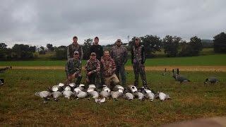 2014 PA Early Season Goose Hunt