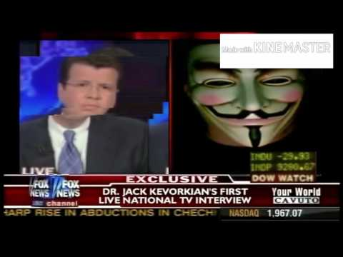 Anonymous Hack Live T.v