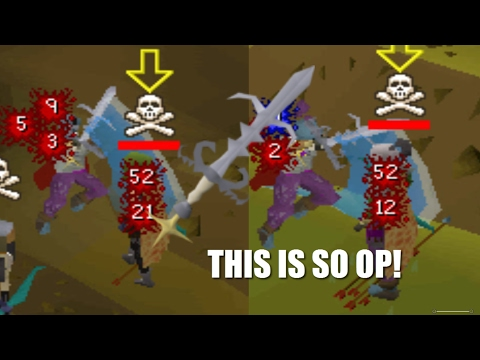SGS = NEW AGS? PK commentary - OSRS
