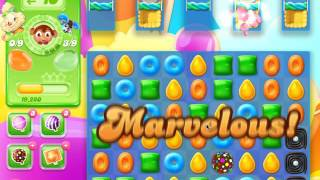 candy crush jelly saga level 199 no boosters