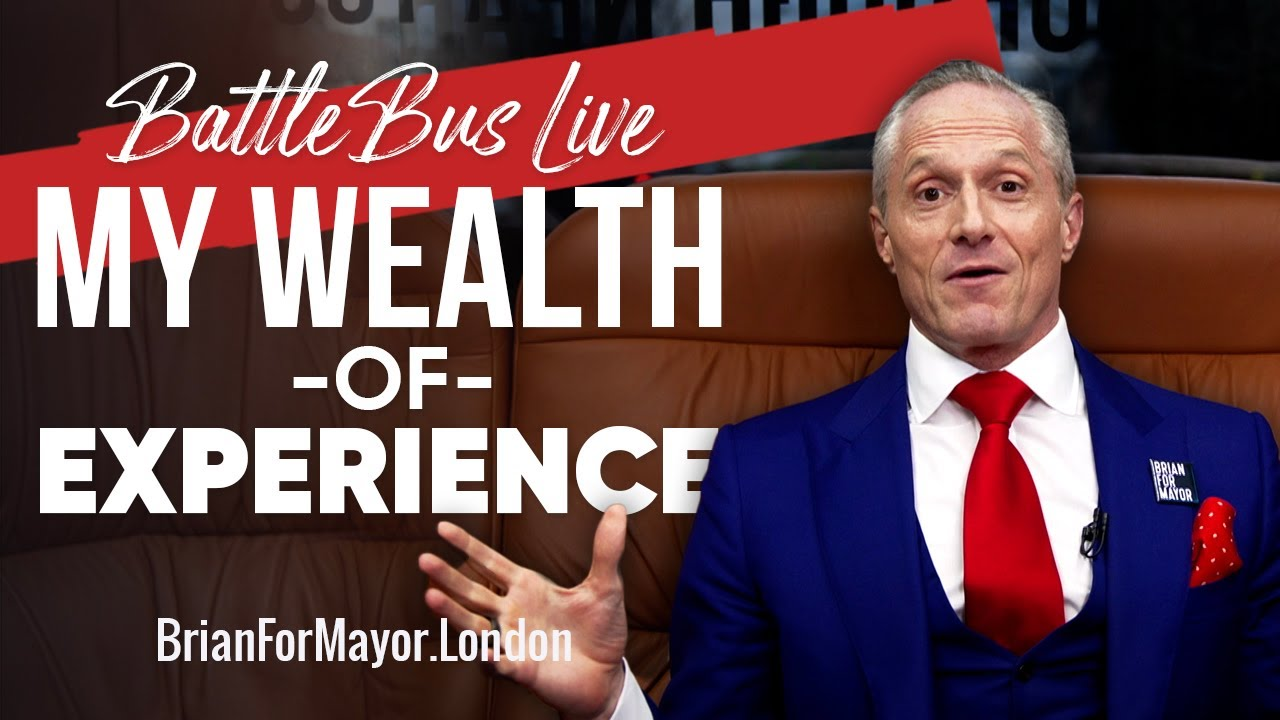 30 YEARS IN BUSINESS SECTOR: Why I Bring A Wealth Of Experience To London – Brian Rose