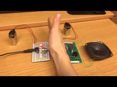 IR Music Transmitter/Receiver