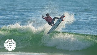 2017 Junior Pro Espinho Highlights: Young Guns Take Over Second Day in Espinho