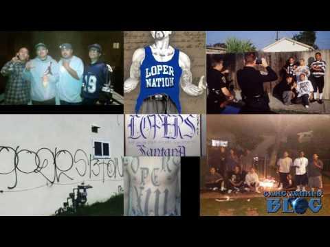 Lopers X3 Gang History (Santa Ana, Ca)