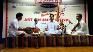 Sarasuda ninnekori - Palghat Ramprasad