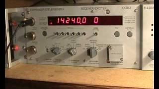 R&S XK403 EXCITER 2