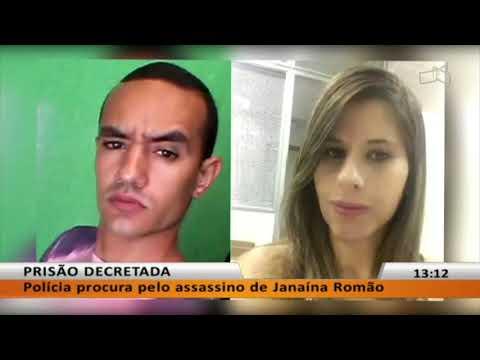 JL - Polícia procura pelo assassino de Janaína Romão