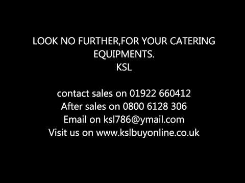 Catering Equipment In Walsall,Westmidlands Call Now On 01922 660412