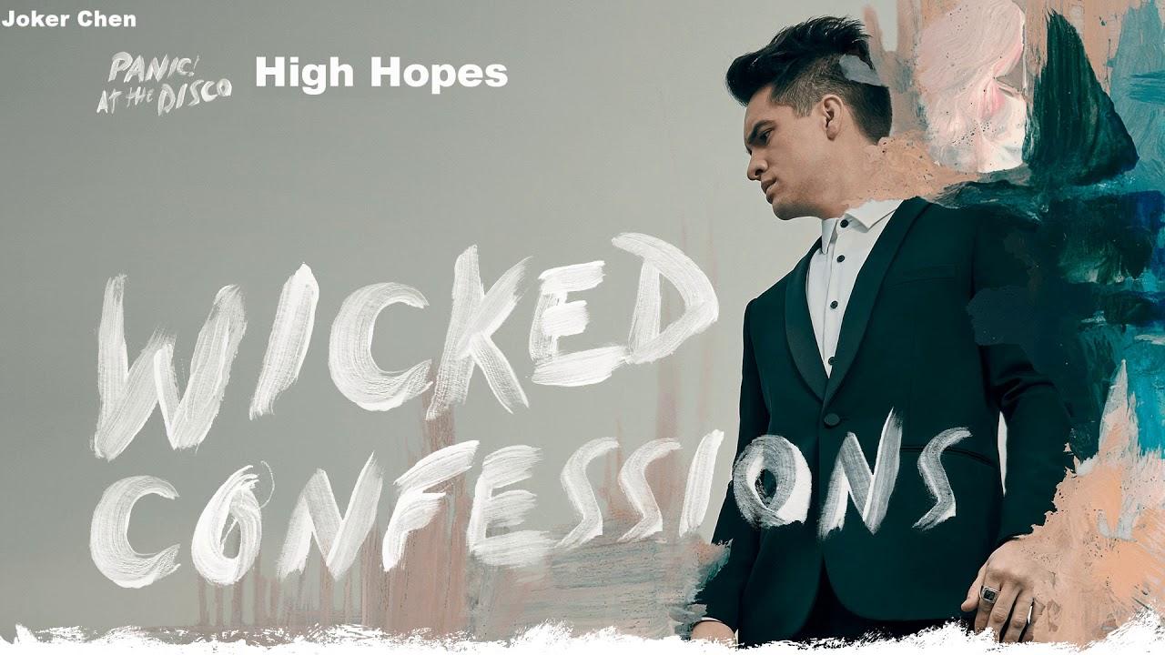 Panic! At The Disco - High Hopes 中文字幕 Lyrics - YouTube