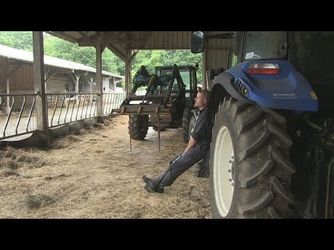 Video: FRANCE 24 speaks to French farmers in crisis