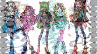 Monster High Drawings by Rsac3 Part 3