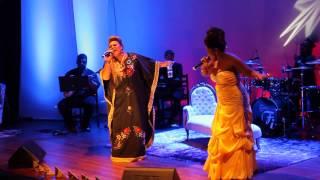 Fim de Tarde - Vanessa Jackson part. (Deise Fat Family) - Live in Teatro Nair Bello