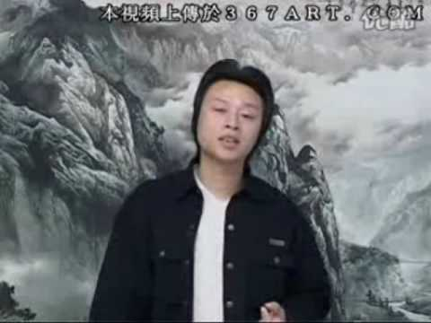 Zeng Gang 曾刚山水画 DVD Course of Chinese Landscape Painting (Disk 3-2)