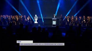 Yvelines | SQY : des annonces lors des voeux 2019