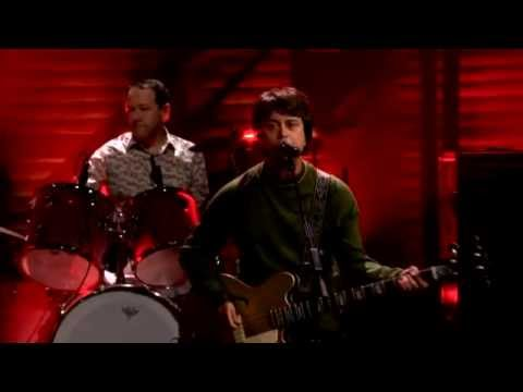 "The Three O'Clock ""With A Cantaloupe Girlfriend"" (Live on Conan O'Brien 04/10/13)"