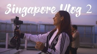 Genting Dream Cruise Vlog | Singapore Vlog 2 | Kat Kristian