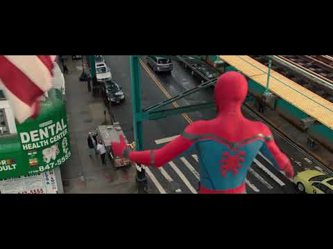 SPIDER-MAN: HOMECOMING - Stan Lee Cameo Scene