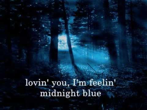 LOU GRAMM - MIDNIGHT BLUE LYRICS