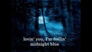 MIDNIGHT BLUE - ELO (Electric Light Orchestra /Lyrics)