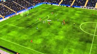 Leicester mot Man Utd - Depay scorer 23 minutter