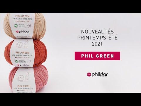 DÉCOUVREZ NOS NOUVEAUTÉS EN VIDÉO - Phil Green