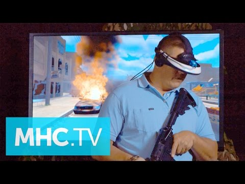 Virtual Reality Therapy |MHC.tv|