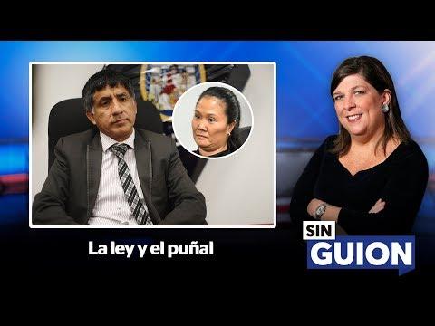 La ley y el puñal - SIN GUION con Rosa María Palacios