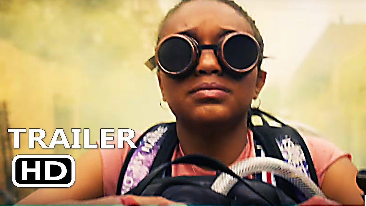 Download SEE YOU YESTERDAY Official Trailer (2019) Netflix Movie