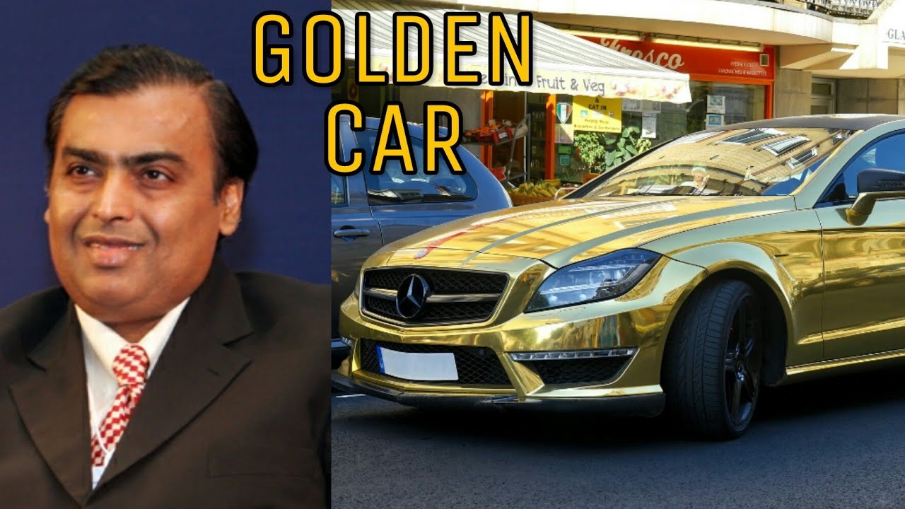 Mukesh Ambani Latest Car Collection Infomix Youtube