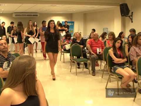 Scouting Visage Models, Concurso Supermodel 2012 y Chica Leo Paparella 04-11-12