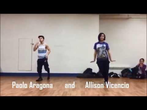 Paolo Aragona & Allison Vicencio Choreography | Empire of the Sun - Half Mast