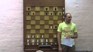 Repeat youtube video Grandmaster David Smerdon lecture, Melbourne Chess Club