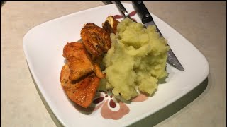 Cook With Me - MashPotato's & Chicken