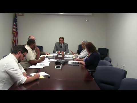 8 10 17 audit committee meeting