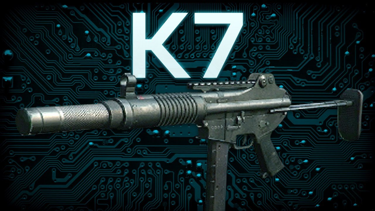 K7 : Call of Duty Ghosts Weapon Guide & Gun Review - YouTube
