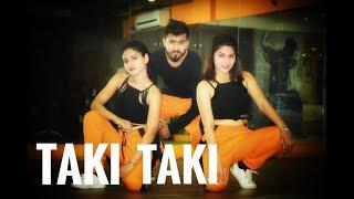 DJ Snake - Taki Taki ft. Selena Gomez, Cardi B, Ozuna - Dance Choreography by Manish Singh