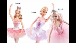 "Обзор-сравнение на кукол Барби ""Звезда Балета"" 2013, 2015, 2016 - Мульти-МОДА.TV"