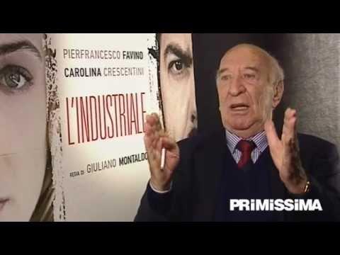 Intervista a Giuliano Montaldo regista del film L'industriale - Primissima.it