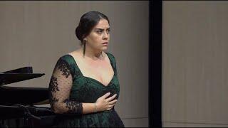 "Ezgi Karakaya - ""Voi lo sapete, o mamma""  from Cavalleria Rusticana (Piano: Esra Poyrazoğlu)"