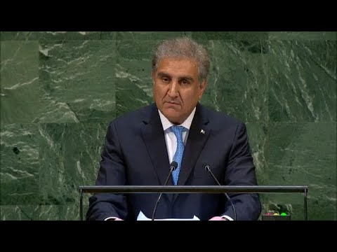 🇵🇰 Pakistan -  Minister For Foreign Affairs Addresses General Debate, 73rd Session