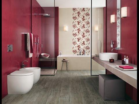 Bathroom In Amethyst  Color Trend