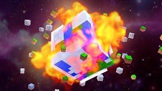 Minecraft: - FIM DO PLANETA TERRA - ‹ JUAUM ›