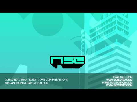 Simbad featuring Brian Temba - Come Join In (Hard Vocal Mix)